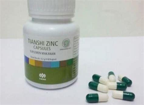 Vitamin Zinc Kapsul Peninggi Badan Tiens Terbukti Meninggikan 2 Cm Di Usia 30