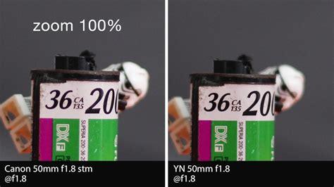 Lensa Yongnuo Yn 50mm F1 8 For Canon adu lensa yongnuo 50mm f1 8 vs canon 50mm f1 8 stm