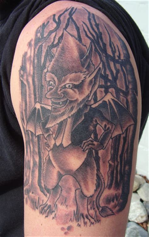 jersey devil tattoo looking for unique tattoos jersey