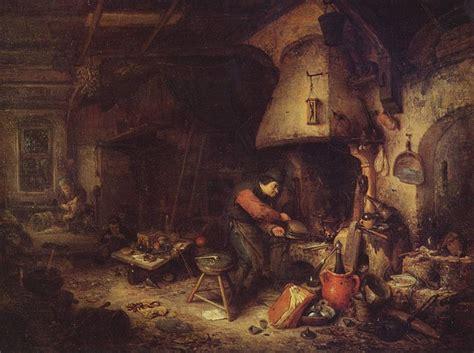 Englische Häuser Innen by La Figura Dell Alchimista In Pittura Arte E Alchimia