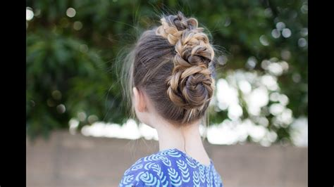 diy hairstyles for medium hair youtube triple bun updo homecoming hairstyles easy diy