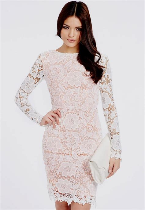 Dress H Lace White white lace dresses with sleeves naf dresses