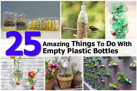 Things To Make Your Water by 25 Amazing Things To Do With Empty Plastic Bottles