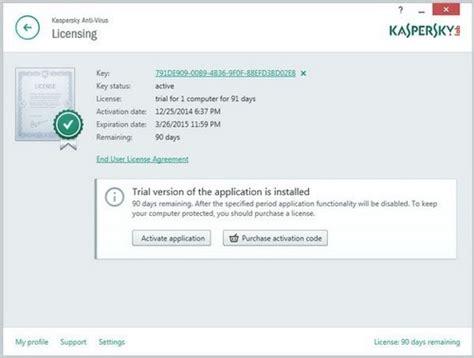 Giveaway Antivirus - giveaway sử dụng 3 th 225 ng miễn ph 237 bản quyền kaspersky antivirus 2015