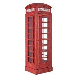 cabina telefonica inglese arredamento vendita arredamento casa giardino ufficio
