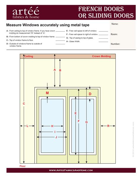 How To Measure For Bifold Closet Doors How To Measure