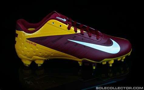 nfl football shoes nike football vapor talon elite nfl colorways sole