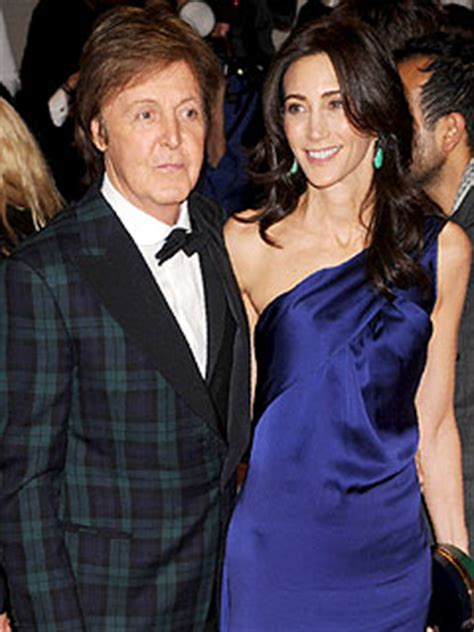 Married American Nancy Shevell Dating Mccartney Does Not Wear A Ring And Is Legally Separated From Husband by Paul Mccartney Nancy Shevell Engaged