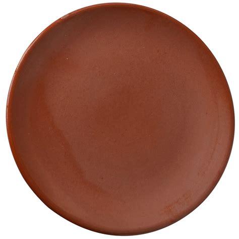 S/2 Rustic Serving Ceramic Plates