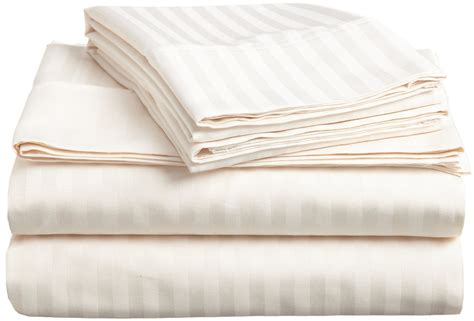 water bed sheets queen striped waterbed sheet set premium long staple