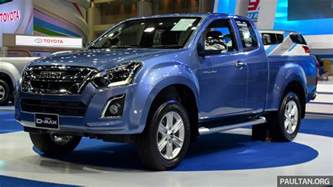 Second Isuzu Dmax Isuzu In Thailand Autos Post