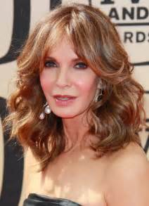 hairstyles for 50 with wavy hair wavy hairstyles for women over age 50 hairstyles weekly