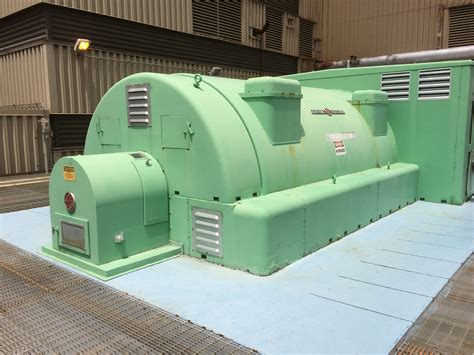 66mw general electric steam turbine generator 12212