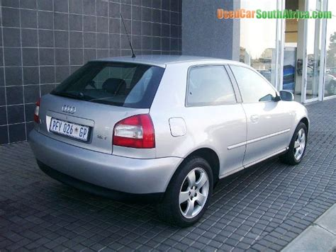 2003 audi a3 1 8t cars for sale in gauteng r 45 000 on auto mart 2003 audi a3 1 8t used car for sale in johannesburg west
