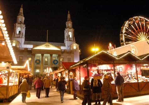 the christmas market in leeds just2ticketsplease