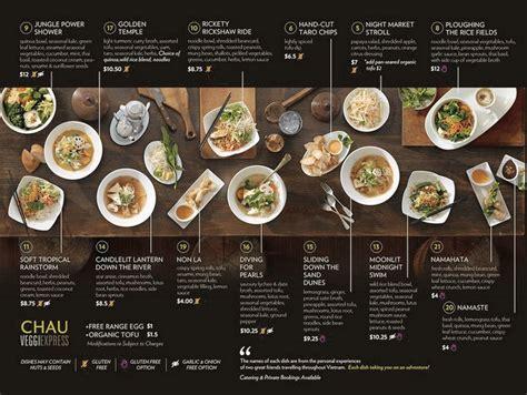 food menu layout design 46 creative restaurant menus designs