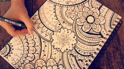 creative doodle ideas 8 best images of creative drawing ideas doodles to