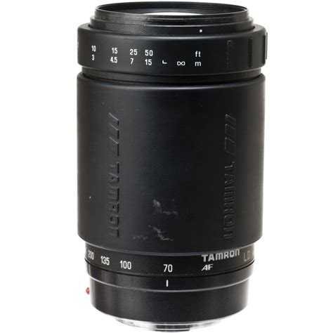 Tamron Lens Af 70 300mm F 4 5 6 Di Vc Usd For Canon used tamron zoom telephoto af 70 300mm f 4 0 5 6 ld af275m700