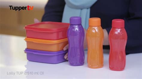 Tupperware Lolly Gliter tupperware tv episode 69 senin