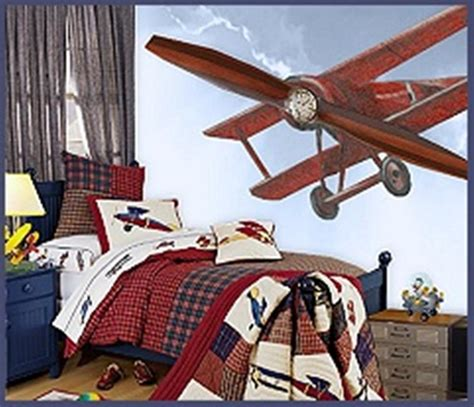 airplane decor boys zimmer 15 cool airplane themed bedroom ideas for boys rilane