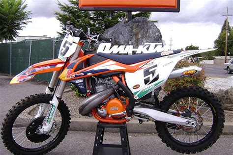 Ktm 550 Enduro Ktm 550 Two Stroke Engine From A 1995 Ktm 550 And The