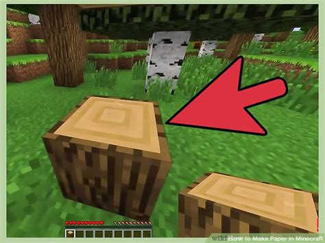 How Do You Make Paper In Minecraft - how to make paper in minecraft 9 steps with pictures
