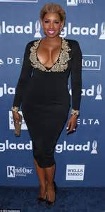 nene leakes turns heads at the glaad media awards daily