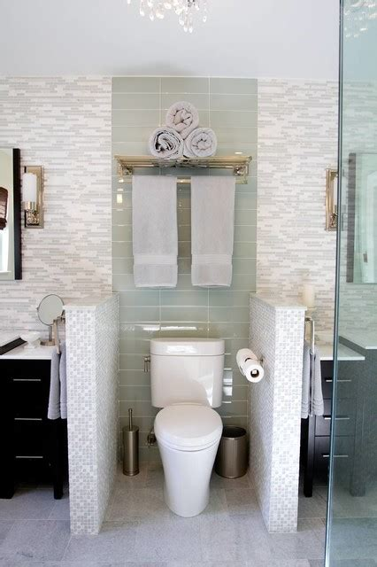 Modern luxury master bath transitional bathroom other metro by smart design