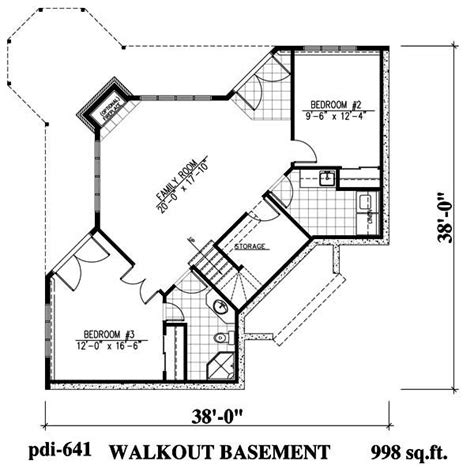 waterfront floor plans lakefront home plans home design 641