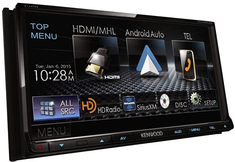 kenwood debuts multimedia receiver with apple 174 carplay