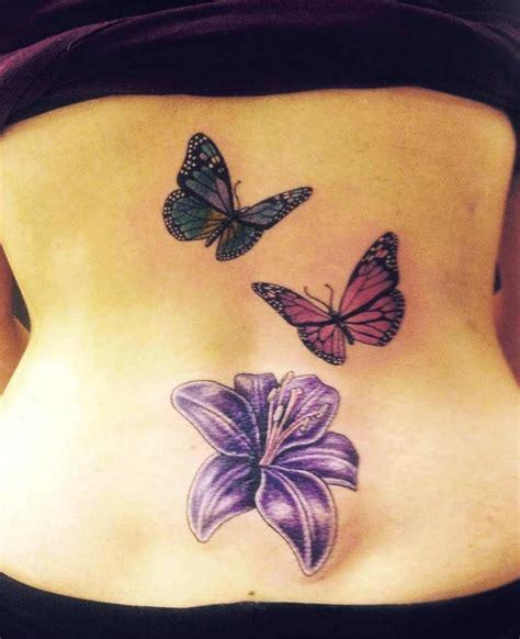 butterfly tattoo lower back meaning тату бабочка для девушек 100 лучших вариантов со