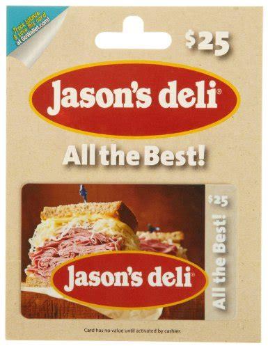 Jasons Deli Gift Card - gift shop carecalendar