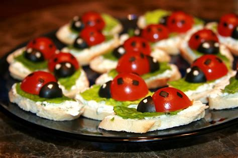 papabuna com 187 blog archive 187 ladybugs appetizer