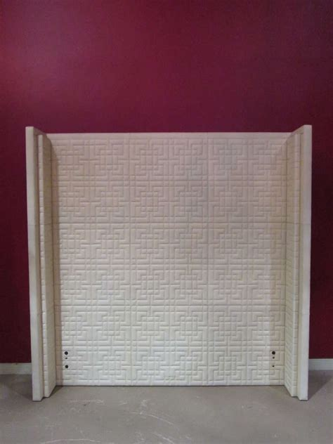 tall quilted headboard tall quilted leather queen headboard for sale at 1stdibs