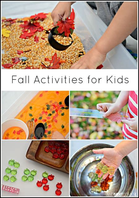 fall themed crafts for fall activities for and next comes l