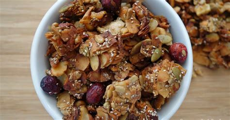 Cranberry Dried Unsweetened 250gr gourmet cooks coconutty cranberry apple granola 100 grain free