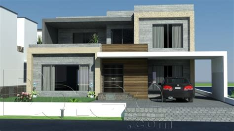 home architect design in pakistan new plan of 1 kanal 10 marla modern house design in