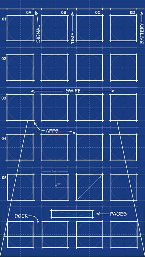 iphone blueprint wallpaper ios 7 iphone 5 blueprint wallpaper 640x1136 by mrdude42 on