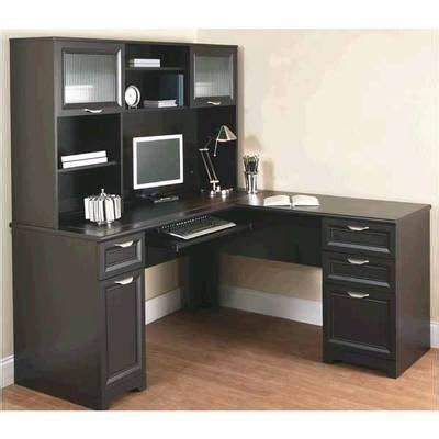 Realspace Magellan L Shaped Desk And Hutch Bundle by 25 Best Ideas About L Shaped Desk On Office