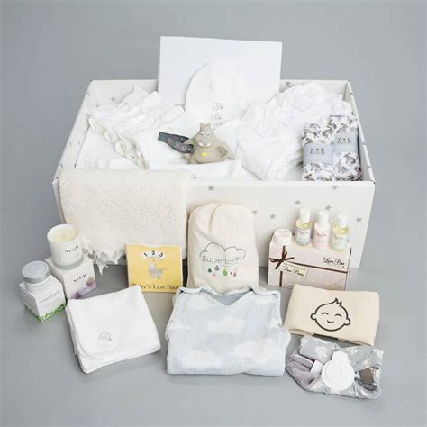gift for baby luxury baby box with new baby gift set by baby box