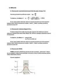 dioda led obliczanie rezystora rezystancja dynamiczna wyszukiwarka notatek pl