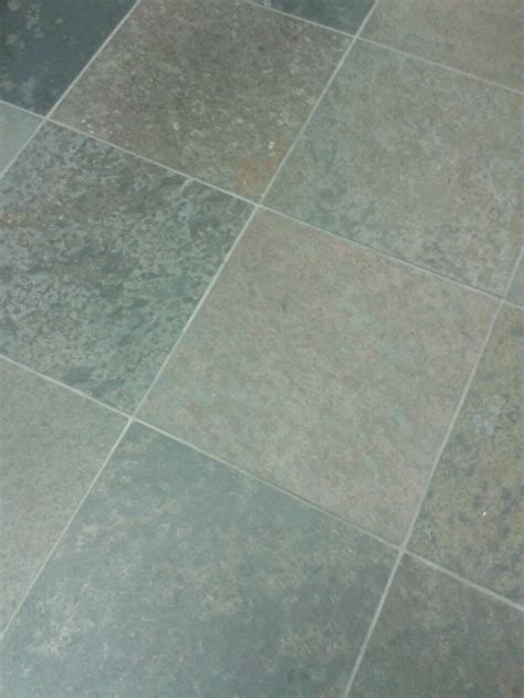 slate tile color k rust 16x16 twin rocks pinterest