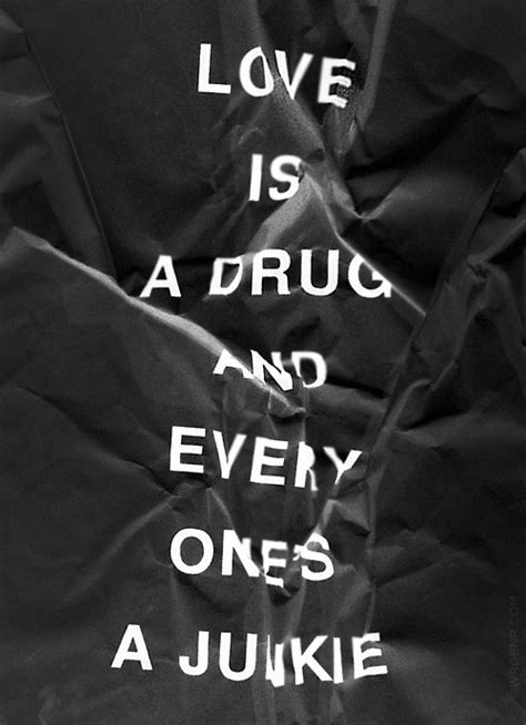 Are You A Junkie by Drugs Quotes Sayings Images Page 34