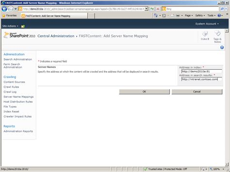 sharepoint 2010 layout zone index search and claims based authentication in sharepoint 2010