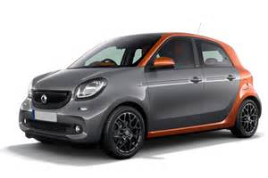 new smart car prices uk smart forfour hatchback review carbuyer
