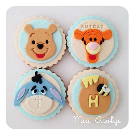 Winnie The Pooh Cookies winnie the pooh cookies atolye