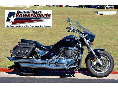 2014 Suzuki M50 Suzuki Boulevard M50 In For Sale Used Motorcycles On