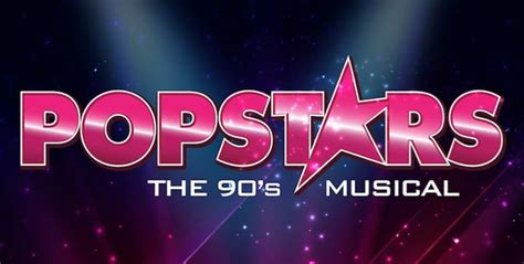 popstar the musical trybooking popstars the 90s musical
