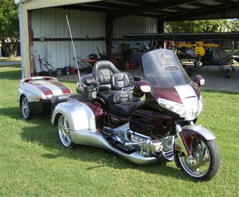 2008 Honda Goldwing 1800 trike
