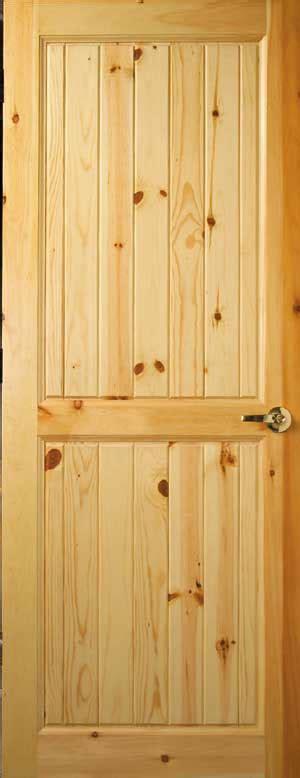 Knotty Pine Exterior Doors Custom Interior Wood Doors Cedar Knotty Pine Doors